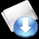 Folder Drop Box