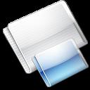 Folder Folders aqua