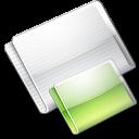 Folder Folders lime