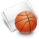 Folder Games Basketball