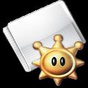 Folder Games Shine Sprite