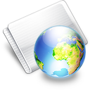 Folder Online earth