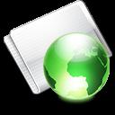 Folder Online lime