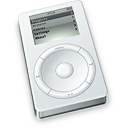 Hardware iPod Menu