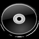 Optical Disc black