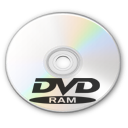 Optical DVD RAM