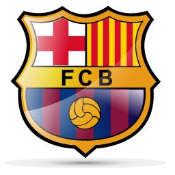 Barcelona FC logo icon free search download as png, ico and icns ...
