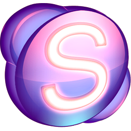 Full Size of Skype purple