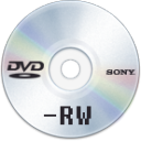 dvd rw