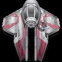 Anakin starfighter