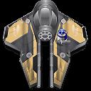Obi Wan starfighter