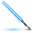 Obi Wans light saber
