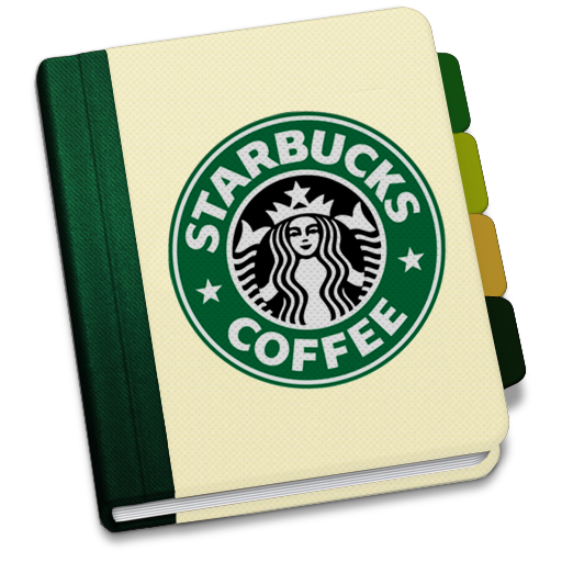 Full Size of StarbucksAddressBookV1 by chekkz