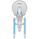 NCC 1701 B