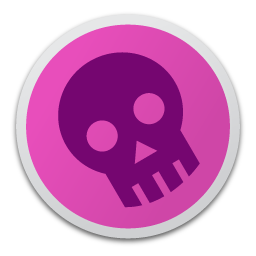 Full Size of Skull magenta