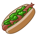 Hot Dog (Relish)