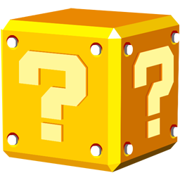 Full Size of Question Block