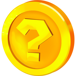 Full Size of Question Coin