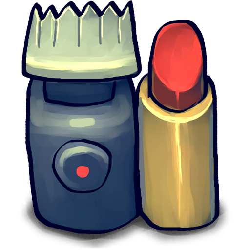 Full Size of Razor, Lipstick
