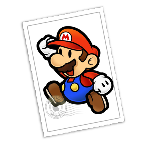 Full Size of papermario