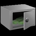 Strong box money