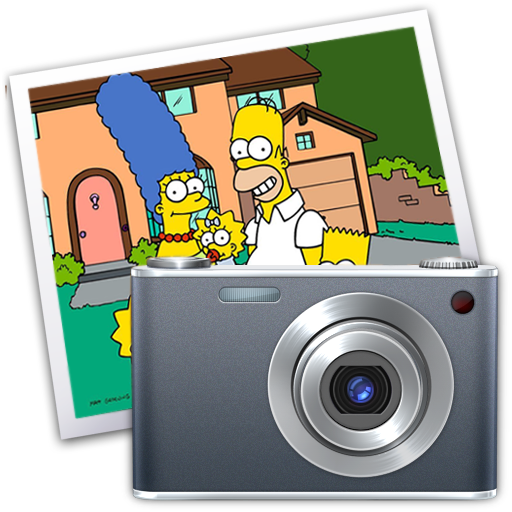 Full Size of iPhoto simpsons