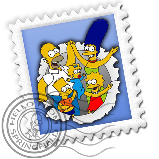 Full Size of Mail Simpsons