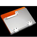 Tangerine Folder