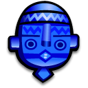 Bauchi Mask