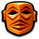 Raratonga Mask