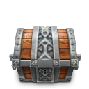 Solid Iron Chest