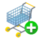 shopping cart add