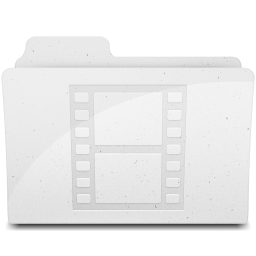 Full Size of MovieFolderIcon White