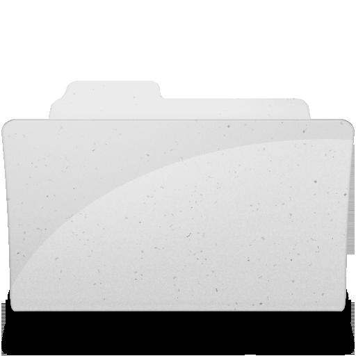 Full Size of OpenFolderIcon White