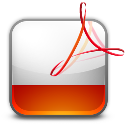 Pdf Icon Free Search Download As Png Ico And Icns Iconseeker Com