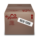 Shipping Box (New York)