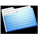 Experimental Aqua Folder