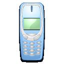 Nokia Mobil 3310 Artic Blue