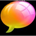 offline online Pink Orange