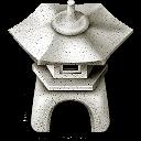 Ishidourou garden lantern