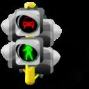 دروس تعليم السياقة المعمول الجزائر traffic-lights.png